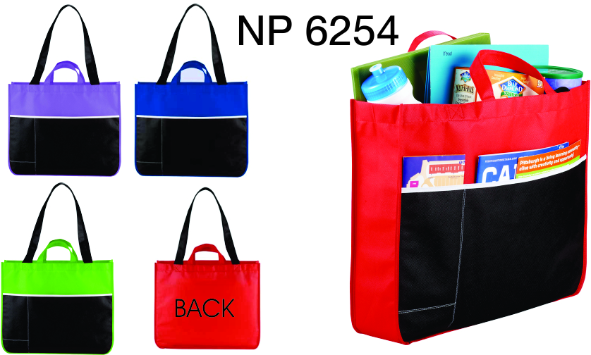 NP6254: Large Shopper Tote