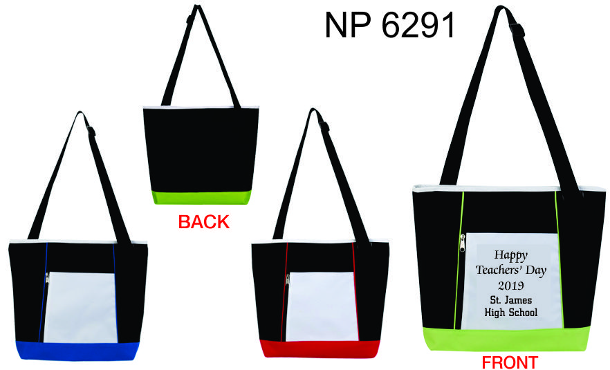 NP6291: The Portrait Tote