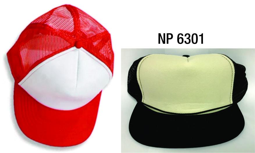 NP6301: Mesh Cap (unprinted)