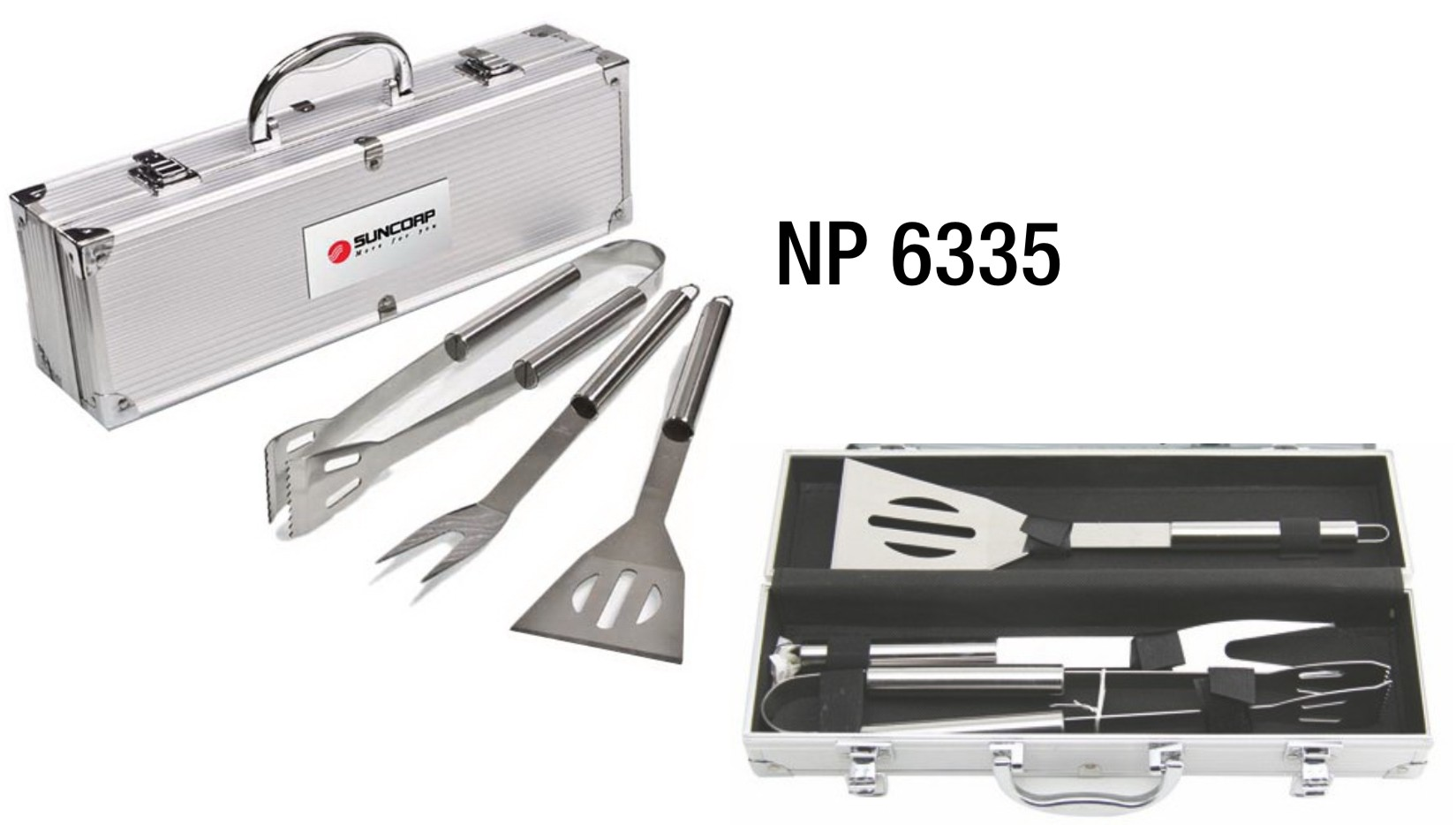 NP6335: Barbeque Set