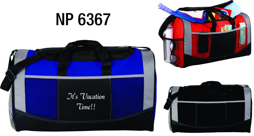 NP6367: The Weekend Duffel Bag