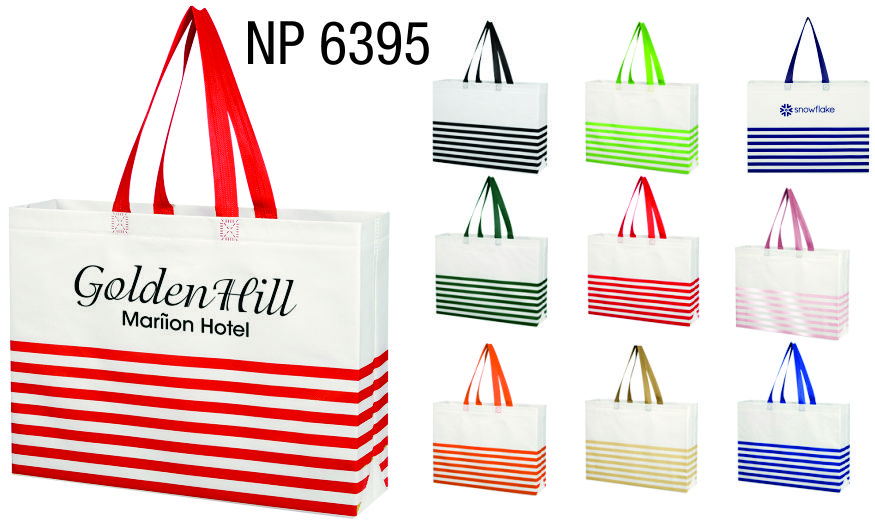NP6395: The Multi Line Tote