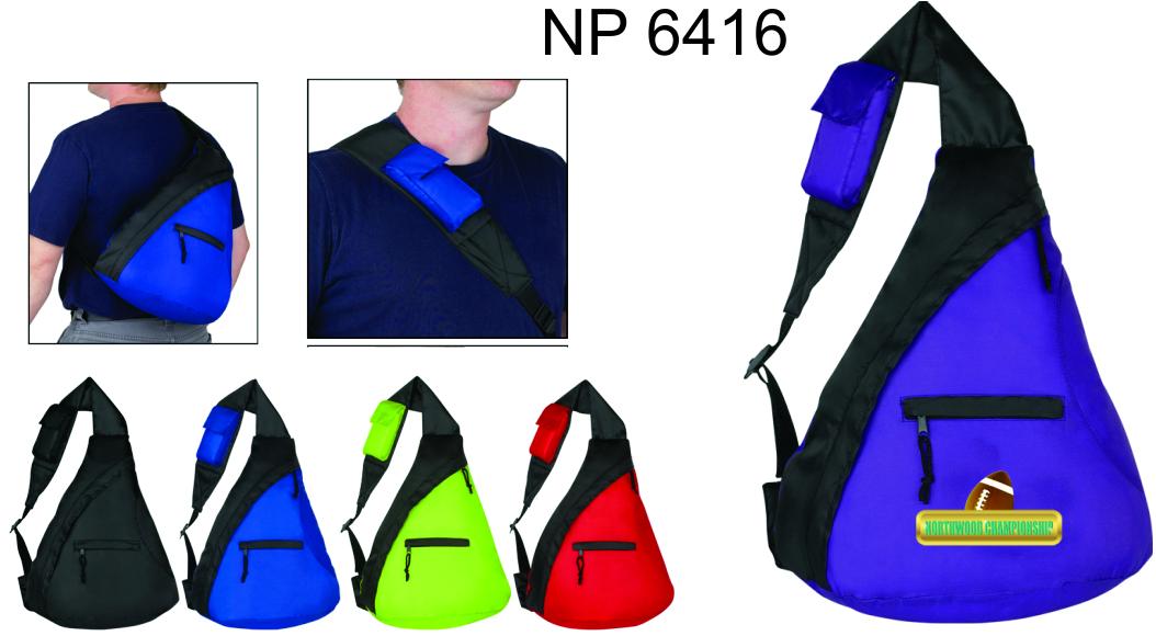 NP6416: Promotional Sling Bag