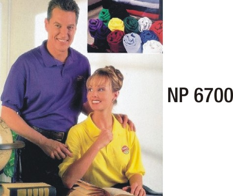 NP6700: POLO SHIRT