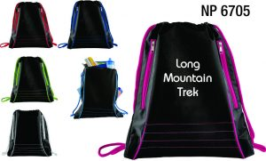 NP6705: Deluxe Drawstring Bag