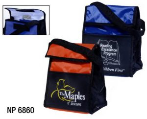 NP6860: Insulated Lunch Bag
