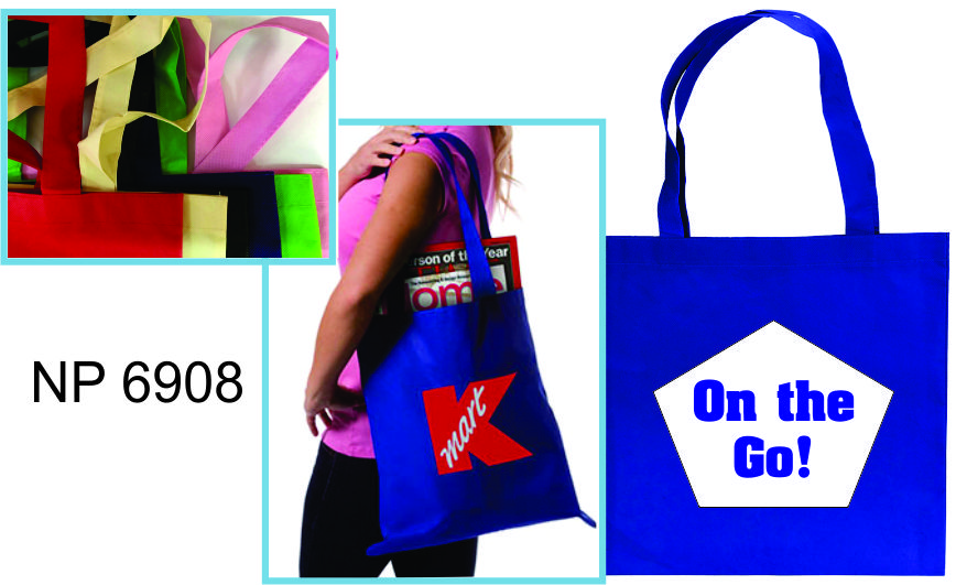 NP6908: Promotional Lightweight Tote