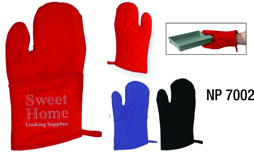 NP7002: Single Oven Mitt