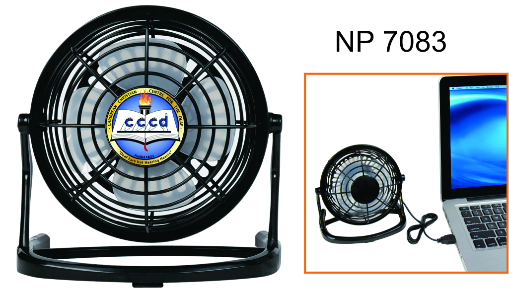NP7083: USB Plug In Fan