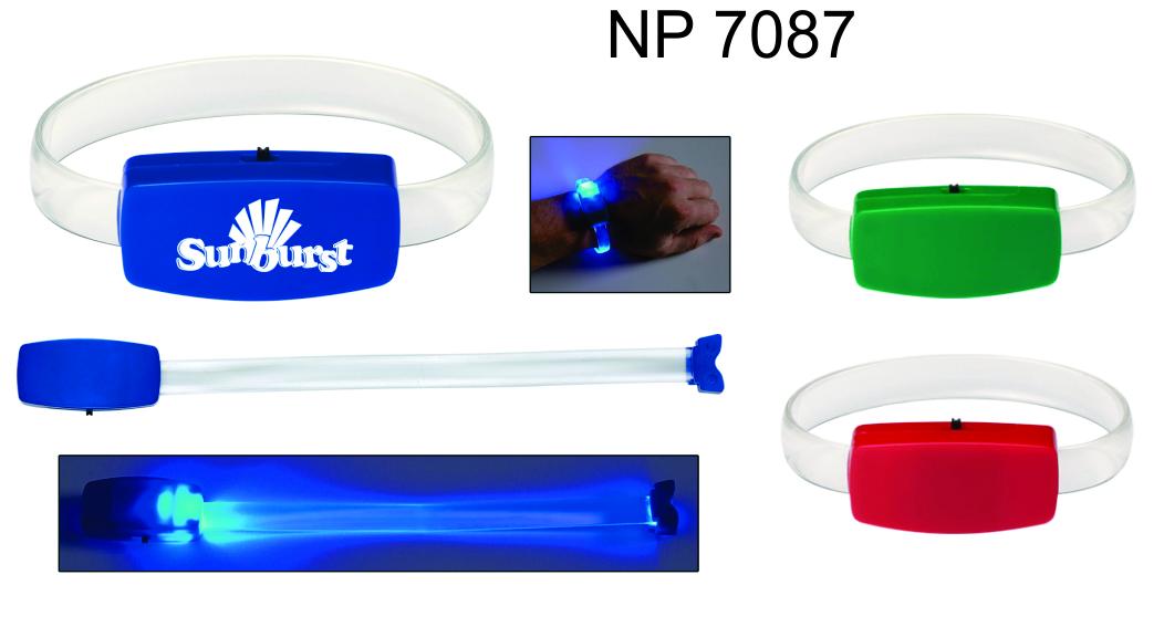 NP7087: Glow Light Wristband