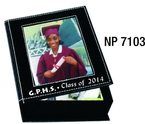 NP7103: Photo Memory Box