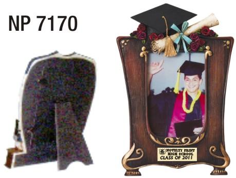 NP7170: Graduate Photo Frame