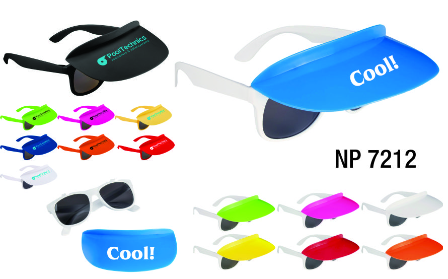NP7212: Visor Sunglasses