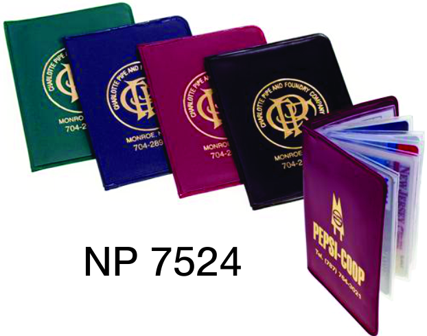 NP7524: Card Organizer