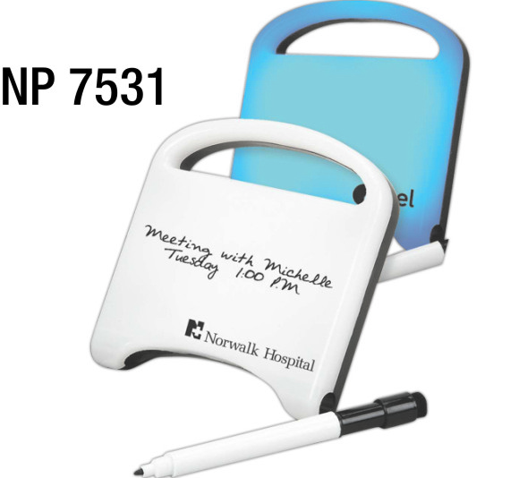 NP7531: Write On, Wipe Off Message Centre
