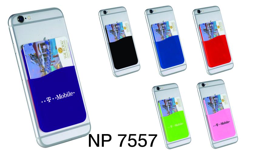 NP7557: Phone Wallet (unprinted)