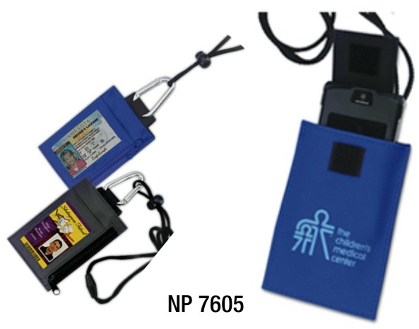 NP7605: Hanging ID Wallet