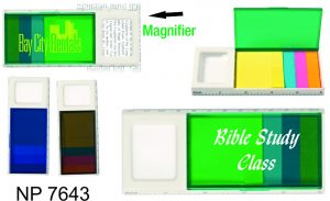 NP7643: Three In One Magnifier