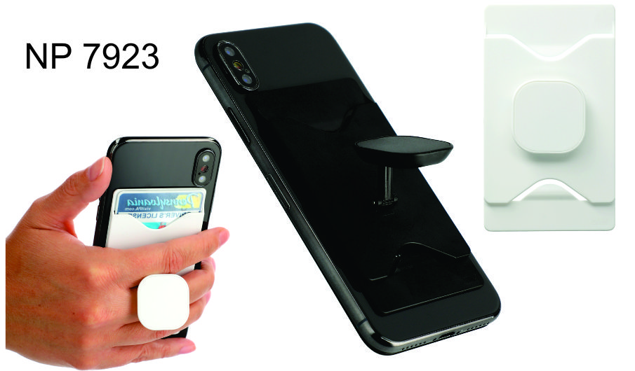 NP7923: Phone Holder & Card Wallet