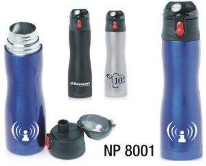 NP8001: Fashion Flask