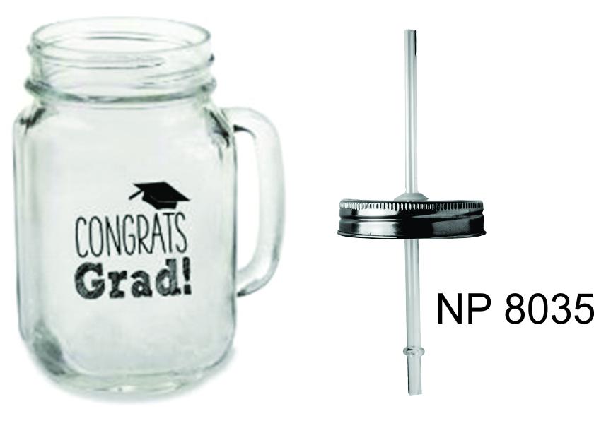 NP8035: Mason Jar