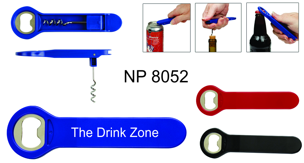 NP8052: Tri-Function Opener