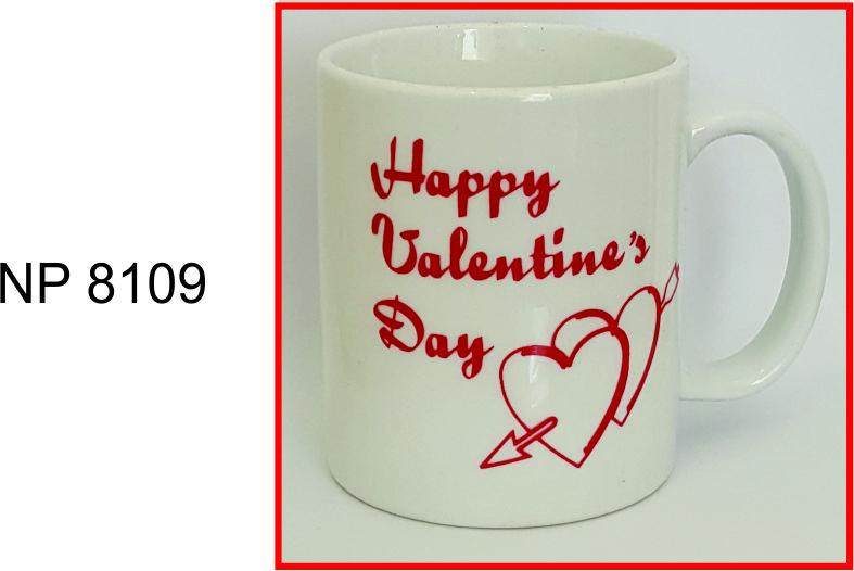 NP8109: Valentine Mug