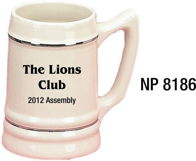 NP8186: Large Beer Stein