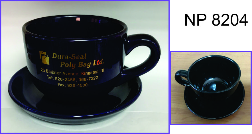 NP8204: Latte Mug & Saucer
