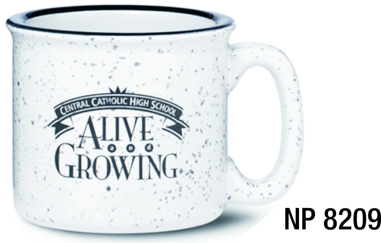 NP8209: Retro Mug