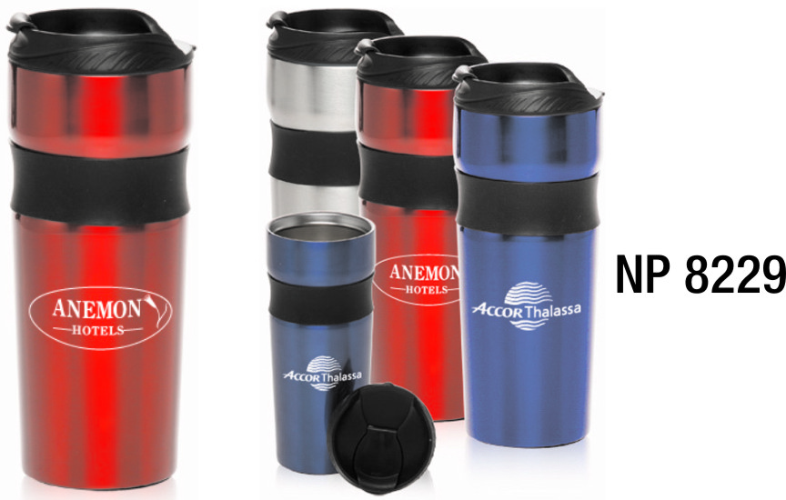 NP8229: Stainless Steel Tumbler