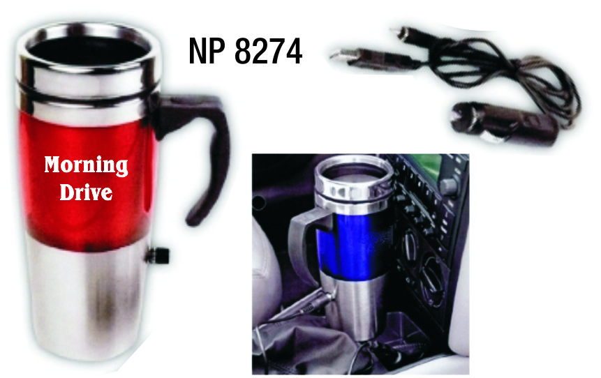 NP8274: 2-in-1 Mug & Warmer