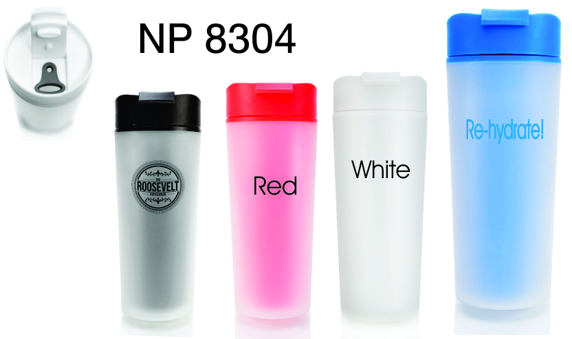 NP8304: Frosted Tumbler
