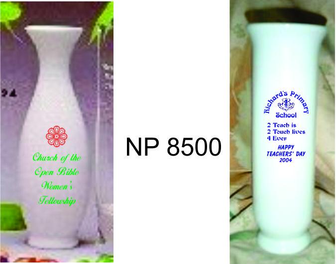 NP8500: Ceramic Bud Vase