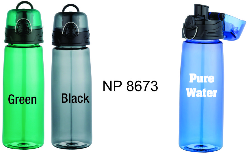 NP8673: Deluxe Sports Bottle