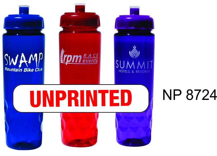 NP8724: 24oz Water Bottle (UNPRINTED)