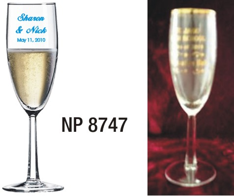 NP8747: Wine Glass