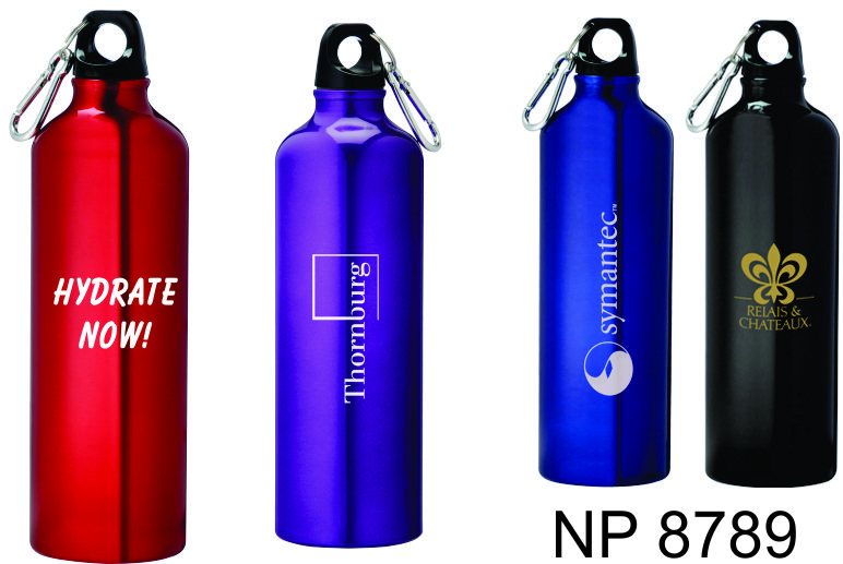 NP8789: 26 oz Aluminum Bottle