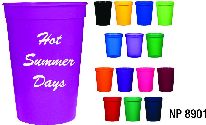 NP8901: 16oz Plastic Cup