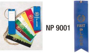 NP9001: 1st Place Ribbon (unprinted)