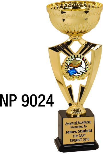 NP9024: Large Cup Trophy