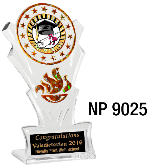 NP9025: Star Torch Trophy