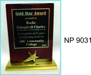 NP9031: Golden Star Award