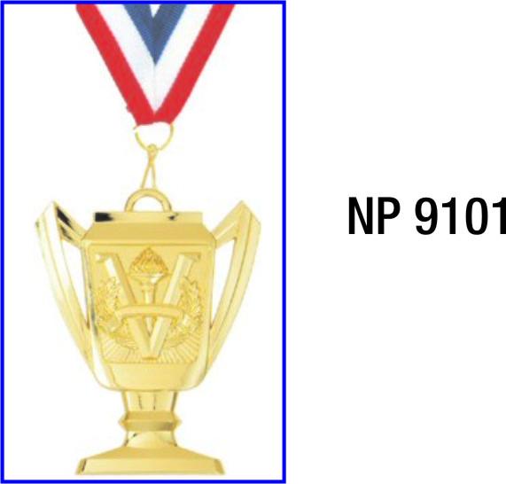 NP9101: Trophy Medal