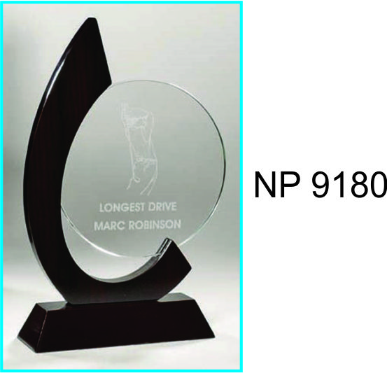 NP9180: The Moon Glass Trophy