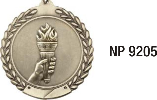 NP9205: Torch Medal
