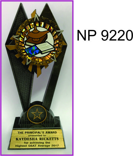 NP9220: Sun Ray Trophy