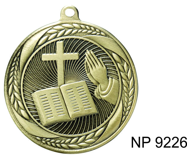 NP9226: Church Medal