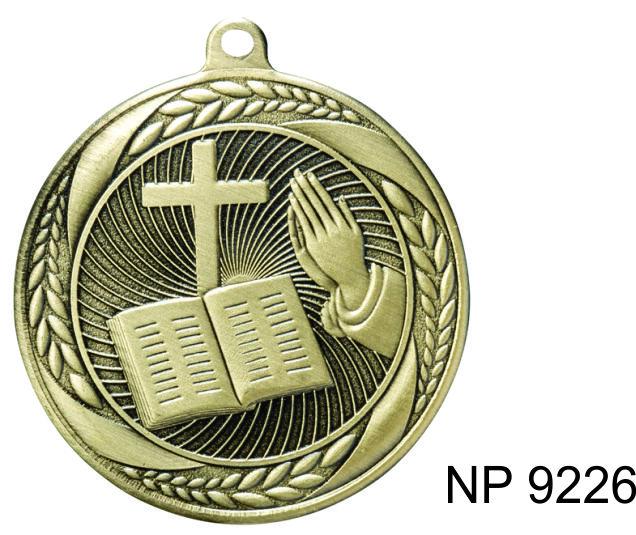 NP9226: Church Medal