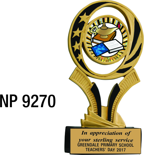 NP9270: Midnight Star Trophy